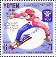 [Winter Olympic Games 1968 - Grenoble, France, type PW]