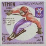 [Winter Olympic Games 1968 - Grenoble, France, type PW1]