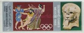 [Olympic Games - Mexico, type TB1]