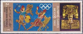 [Olympic Games - Mexico, type TC]