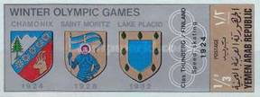 [Coat of Arms of the Venues of the Winter Olympic Games, type TU1]
