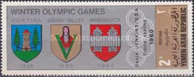 [Coat of Arms of the Venues of the Winter Olympic Games, Typ TW]