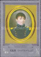 [The 200th Anniversary of the Birth of Napoleon Bonaparte, 1769-1821, type WV]
