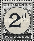 [Numeral Stamps, Typ A1]
