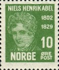 [The 100th Anniversary of the Death of Niels Henrik Abel, type AA]