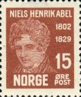 [The 100th Anniversary of the Death of Niels Henrik Abel, type AA1]