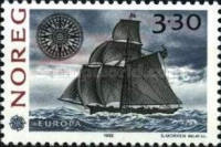 [EUROPA Stamps - The 500th Anniversary of the Discovery of America, Typ AAE]