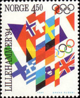 [Winter Olympic Games - Lillehammer, Norway, Typ ABS]