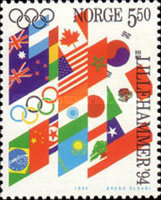 [Winter Olympic Games - Lillehammer, Norway, Typ ABT]