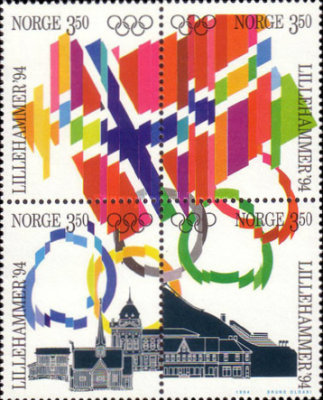 [Winter Olympic Games - Lillehammer, Norway, Typ ABU]