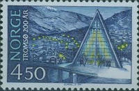 [The 200th anniversary of the town Tromsø, Typ ACB]