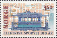 [The 100th anniversary of the electrical street-cars, Typ ACJ]