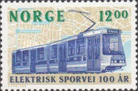 [The 100th anniversary of the electrical street-cars, Typ ACK]