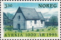 [The 1000th anniversary of the Norwegian church, Typ ACX]