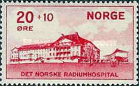 [Chariry stamp for the Radium Foundation, Typ AG]