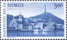 [The 200th anniversary of the city of Egersund, Typ AGL]