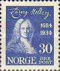 [The 250th Anniversary of the Birth of Ludvig Holberg, Typ AI3]