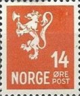 [Definitives - Coat of Arms - Size: 17 x 21mm, Typ AL1]