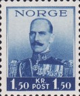 [Definitives - King Haakon VII, 1872-1957 - Size: 17 x 21mm, Typ AM1]