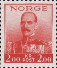 [Definitives - King Haakon VII, 1872-1957 - Size: 17 x 21mm, Typ AM2]