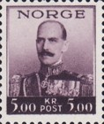 [Definitives - King Haakon VII, 1872-1957 - Size: 17 x 21mm, Typ AM3]