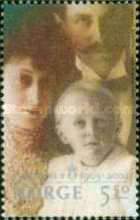 [The 100th Anniversary of the Birth of King Olav V, type ANC]