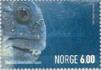 [Marine Life in Norway - Self-Adhesive, Typ ANW]