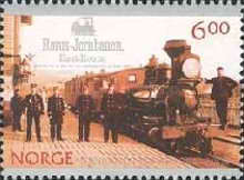 [The 150th Anniversary of Railways in Norway, Typ AOM]