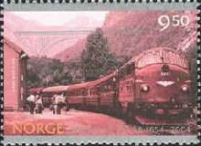 [The 150th Anniversary of Railways in Norway, Typ AOO]