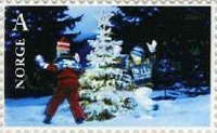 [Merry Christmas. Self-Adhesive Stamps, Typ ARR]