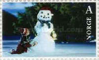 [Merry Christmas. Self-Adhesive Stamps, Typ ARS]