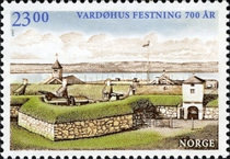 [The 700th Anniversary of the Vardohus Fort, Typ ASR]