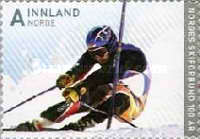 [The 100th Anniversary of the Norwegian Ski Federation - Self-Adhesive, Typ ATO]