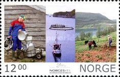 [The 200th Anniversary of the Royal Norwegian Society for Development, Typ AVG]
