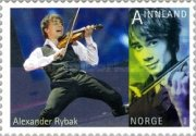 [Europaen Song Contest - Self-Adhesive Stamps, Typ AWQ]