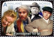 [The 50th Anniversary of Norwegian Television, type AWV]