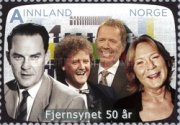 [The 50th Anniversary of Norwegian Television, type AWW]