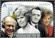 [The 50th Anniversary of Norwegian Television, type AWX]