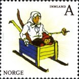 [EUROPA Stamps - Children's Books, type AXE]