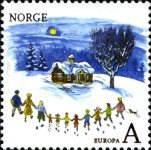 [EUROPA Stamps - Children's Books, Typ AXF]