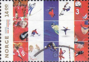 [Diversity of Sport - Self Adhesive Stamp, type AXI]