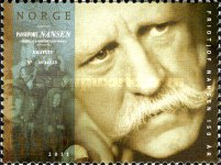 [The 150th Anniversary of the Birth of Fridtjof Nansen, 1861-1930, Typ AXO]