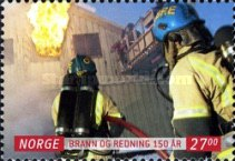 [The 150th Anniversary of the Fire & Rescue Service, Typ AXW]