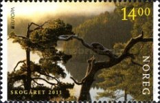 [EUROPA Stamps - The Forest, Typ AXY]