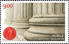 [The 200th Anniversary of the University of Oslo, Typ AXZ]