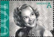 [The 100th Anniversary of the Birth of Sonja Henie, 1912-1969 & Thorbjørn Egner, 1912-1990 - Self Adhesive Stamps, Typ AYR]