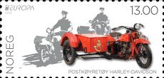 [EUROPA Stamps - Postal Vehicles, Typ BAF]
