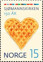 [The 150th Anniversary of the Norwegian Church Abroad, Typ BAU]
