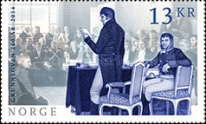 [The 200th Anniversary of the Norwegian Constitution, Typ BBI]