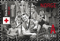 [The 150th Anniversary of the Norwegian Red Cross, Typ BBY]